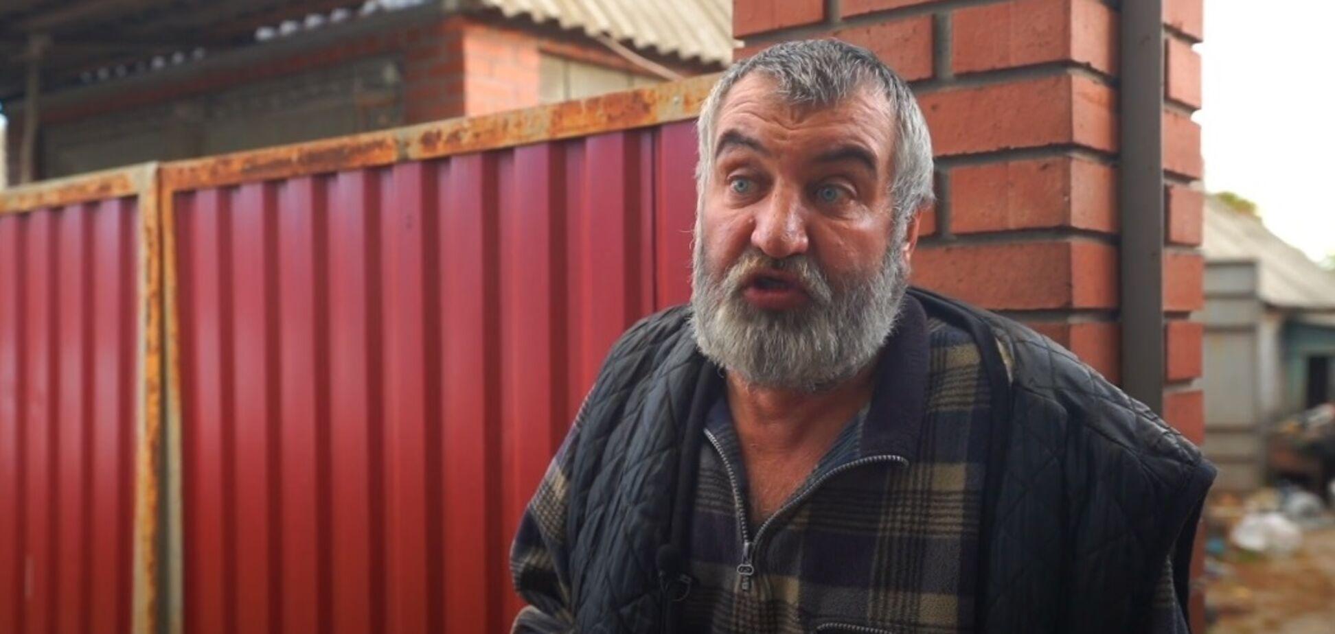 'Нападник' на Придворова розповів свою версію конфлікту