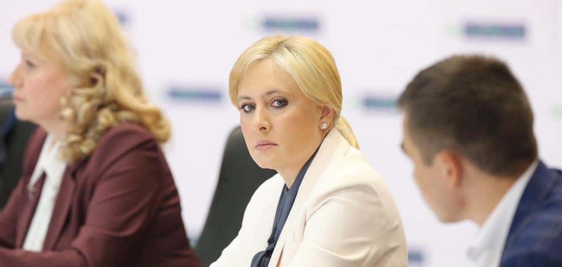 Інна Костиря прокоментувала послання президента до Верховної Ради України