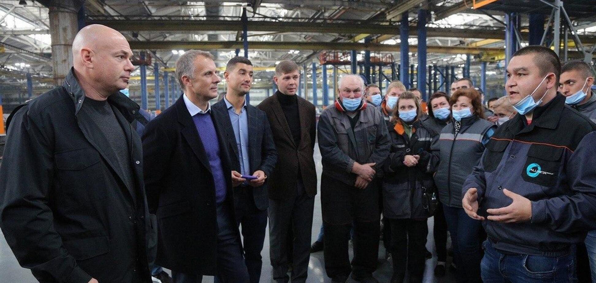 Если украинским производителям не мешать, они создадут реальные рабочие места, – Палица