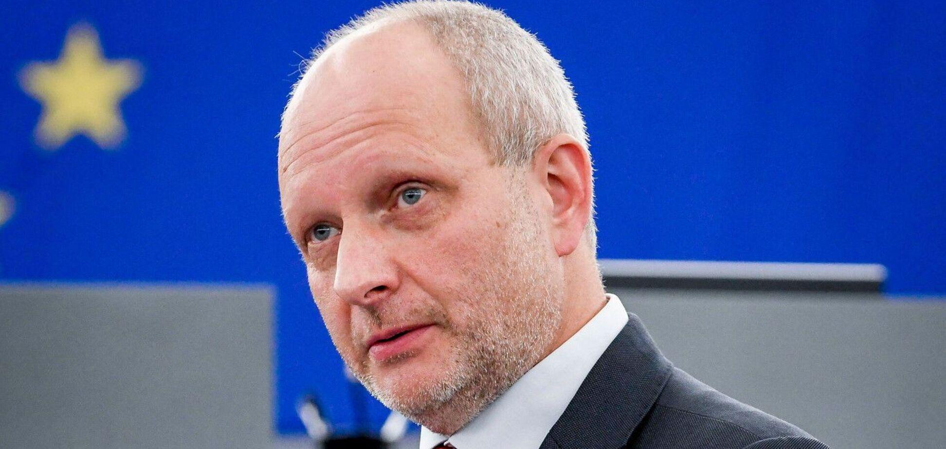 Посол ЕС процитировал Стуса в публичном выступлении