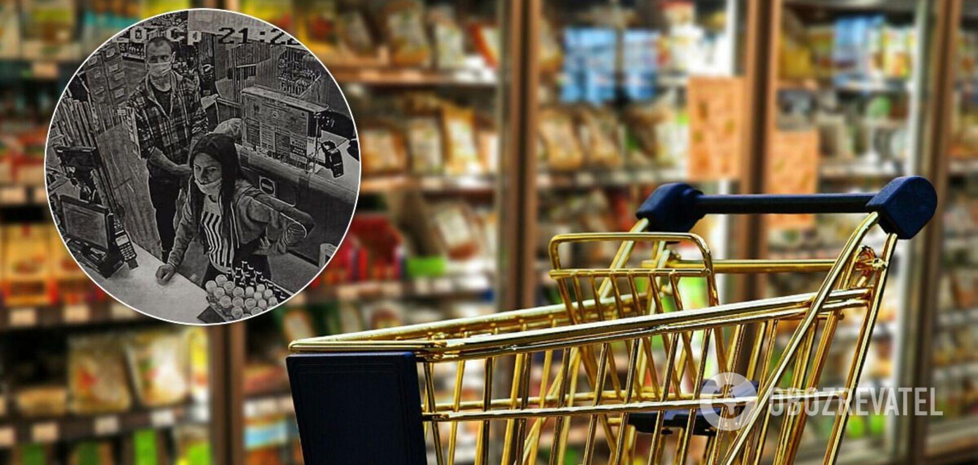 У київському супермаркеті побили покупця