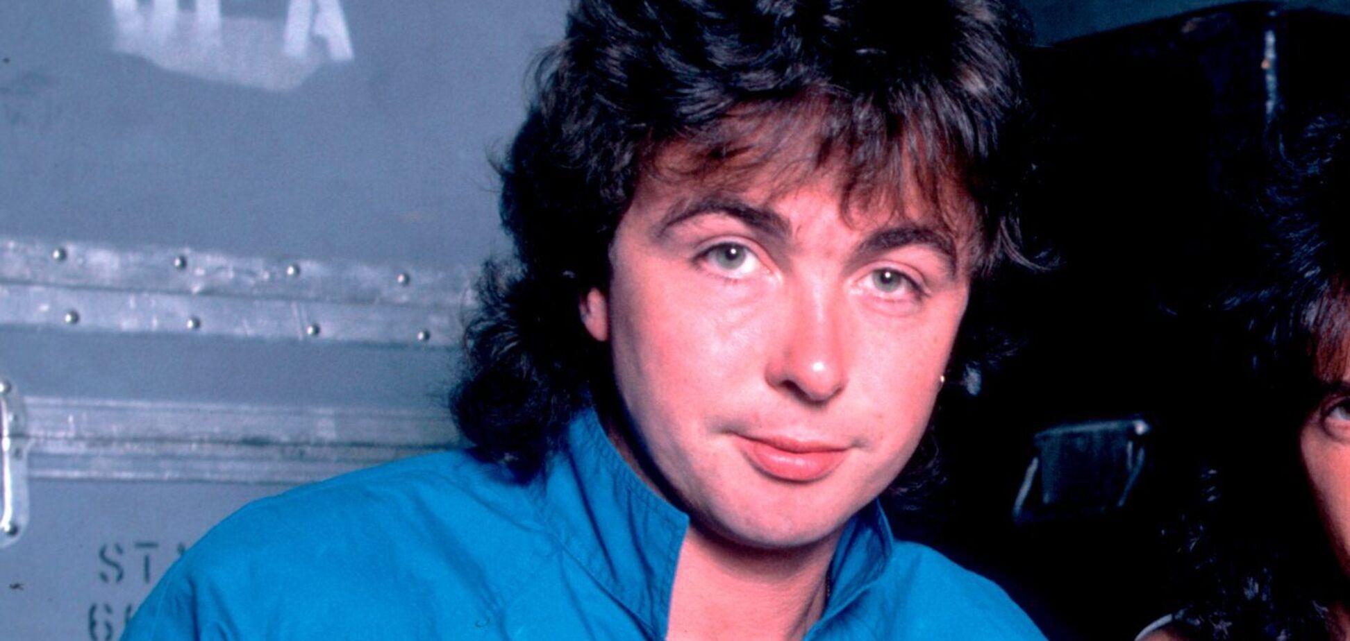 Умер солист рок-группы The Outfield Тони Льюис