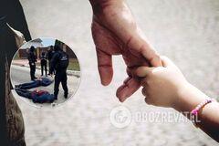 В Украине у блогерши планировали выкрасть ребенка