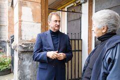 Кандидат в мэры Киева Попов пообещал запустить программу капитального ремонта столичных хрущевок
