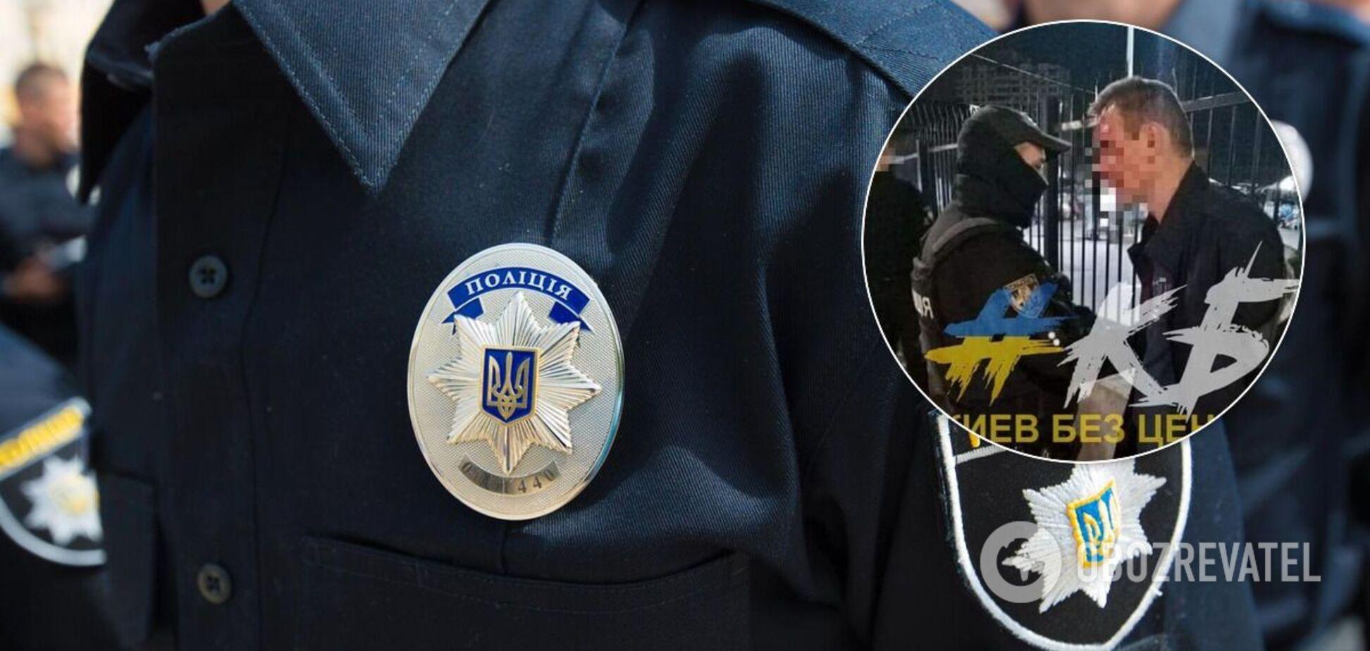 В Киеве задержали мужчину, ограбившего пенсионерку