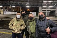'Слуги народа' побывали на Донбассе