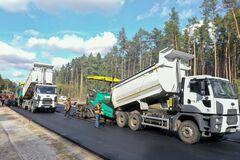 Ремонтов дорог в этом году в Украине стало больше по сравнению с прошлыми годами