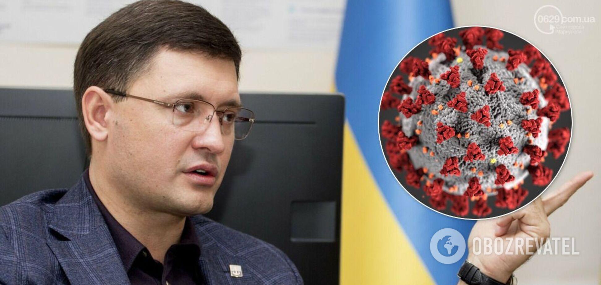 Тест на коронавирус показал положительный результат у Бойченко