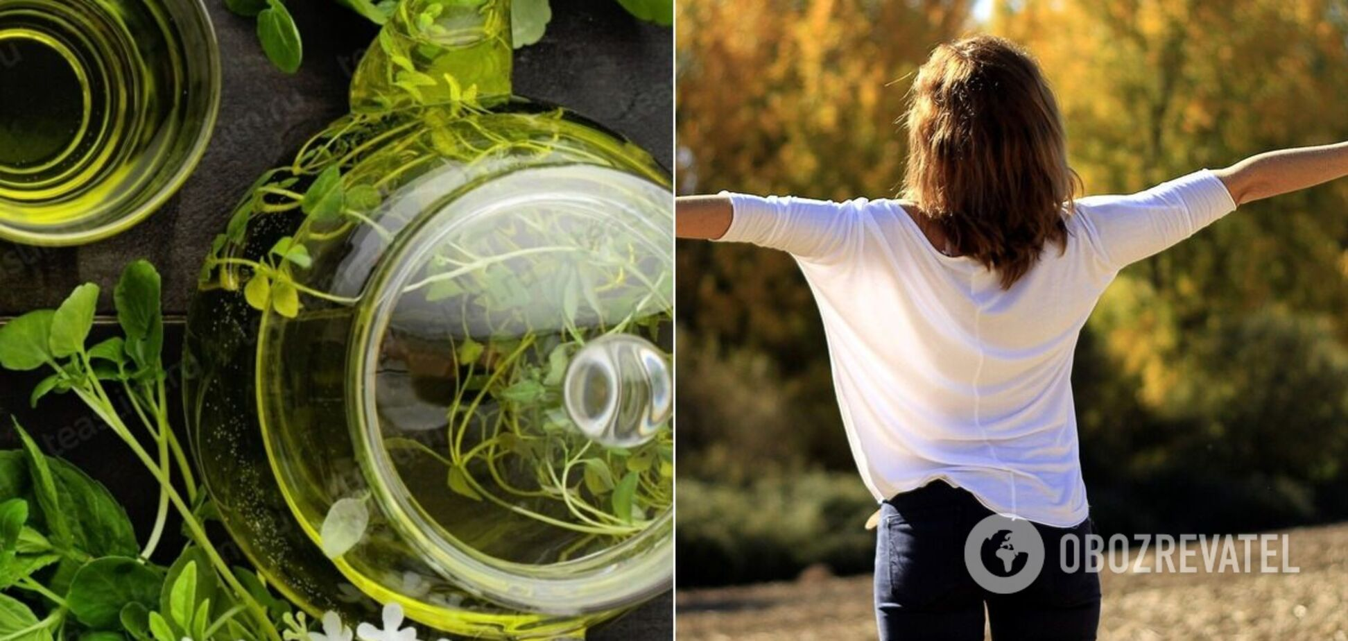 Зелений чай, дихання і яблука: топ-5 способів боротьби з осінньою нудьгою