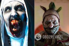 'Монахиня' і 'Сімейка Адамсів': 7 образів для Геловіна з культових фільмів жахів