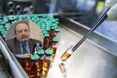 Разработчики украинской вакцины от коронавируса планируют испытания на людях