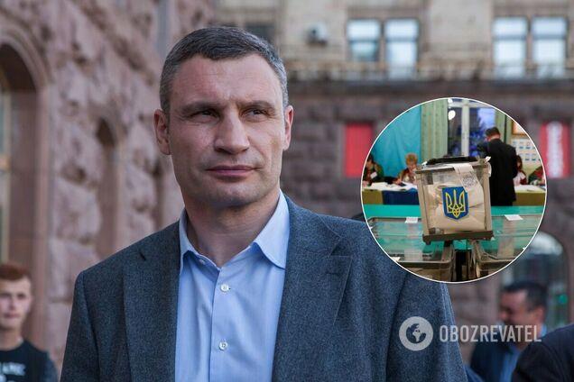 Кличко набрал 50,9% голосов по данным параллельного подсчета