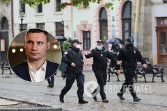 Кличко рассказал, как в Киеве наказывают заведения, нарушающие карантин