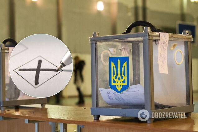 В Украине прошел первый тур выборов. Часть страны ждет второй тур
