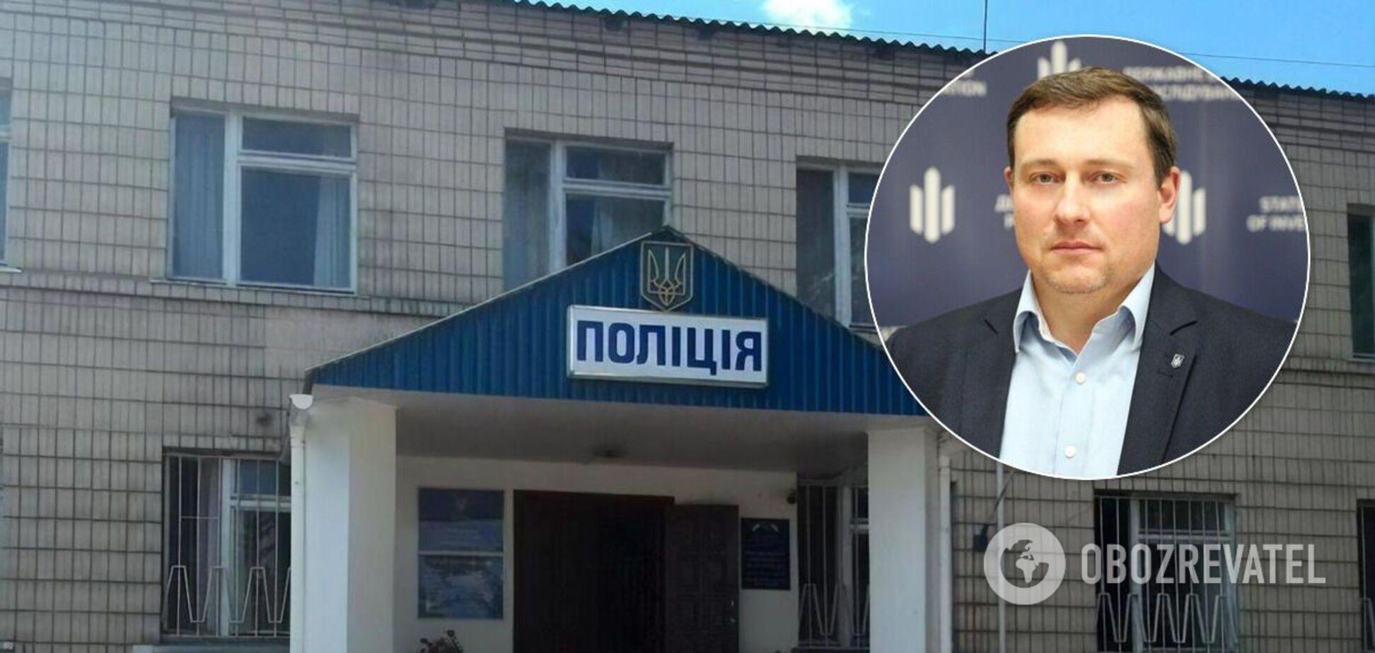 Изнасилование в полиции Кагарлыка