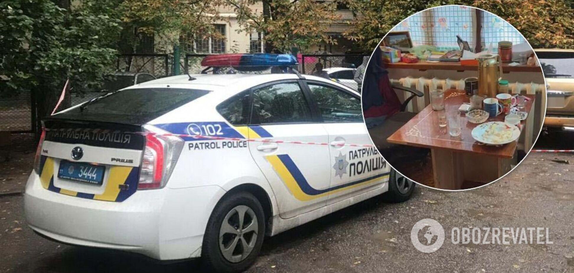 Убийство в Одессе