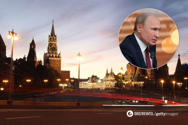 Путин утратил всякую ценность для кремлевских 'старцев'