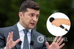 Зеленский дал большое интервью о 'посадках', Донбассе и COVID-19: главные месседжи