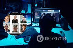 Раскрыты данные о хакерах, причастных к атакам на Украину