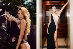 Дочь Павелко поразила сеть своей красотой