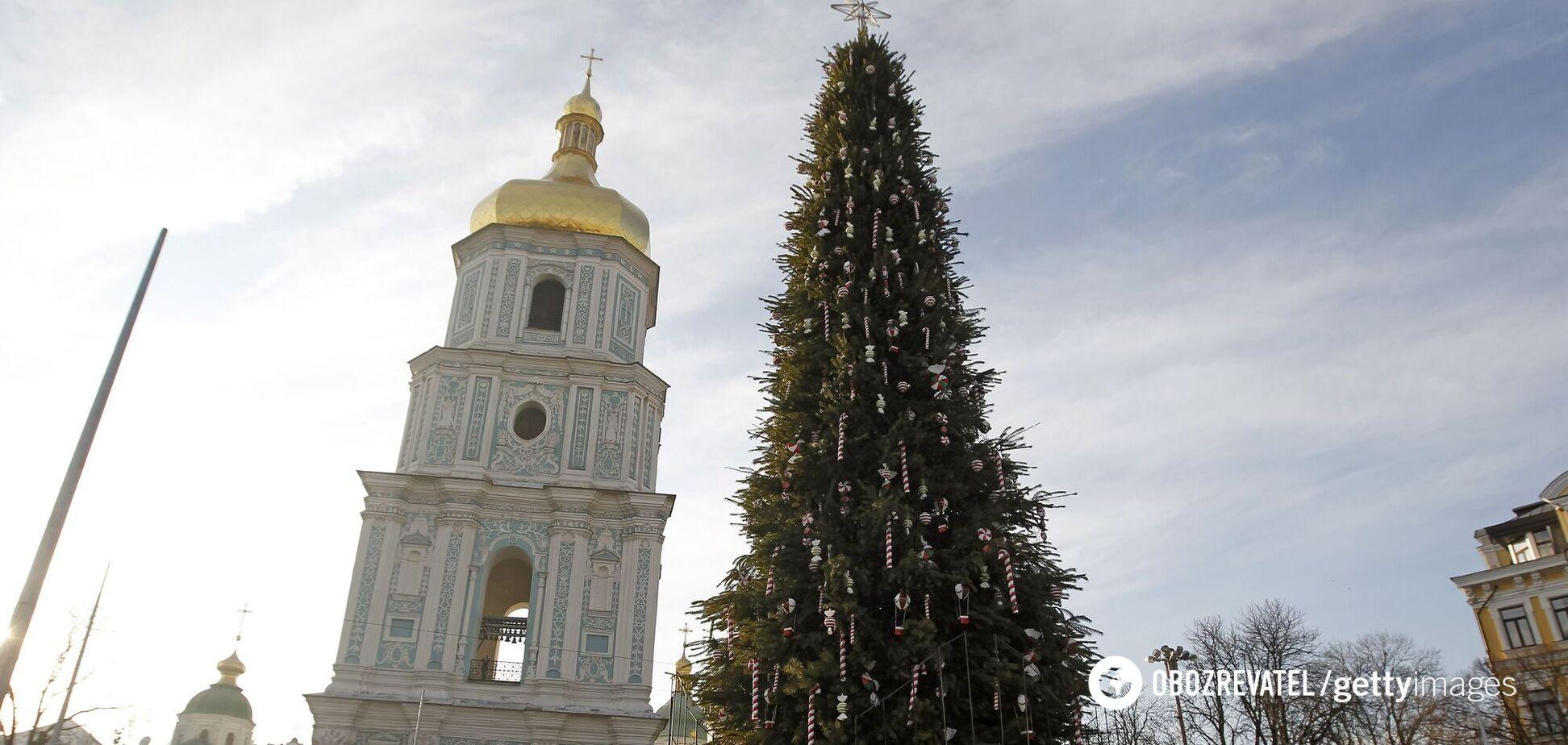 Новый год в Киеве пройдет без живой елки и концертов: первые детали о праздновании