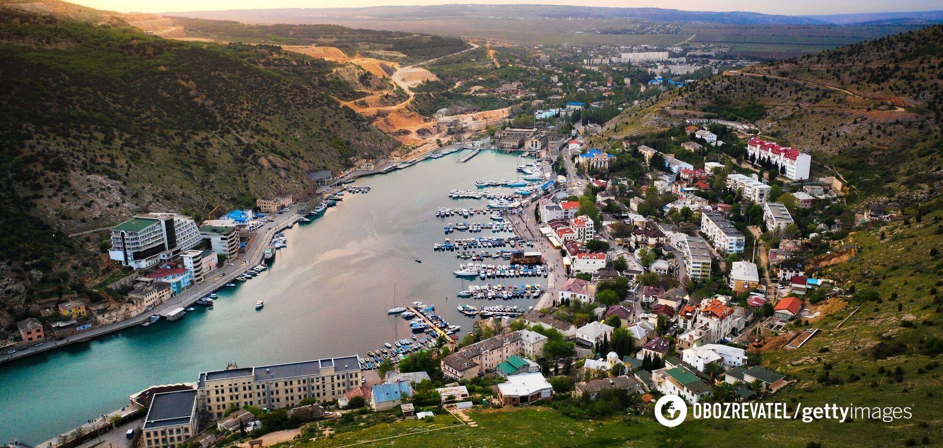 Крым. Украина