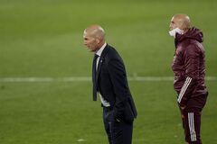 После провала от 'Шахтера' 'Реал' может уволить Зидана: в СМИ назвали кандидатов