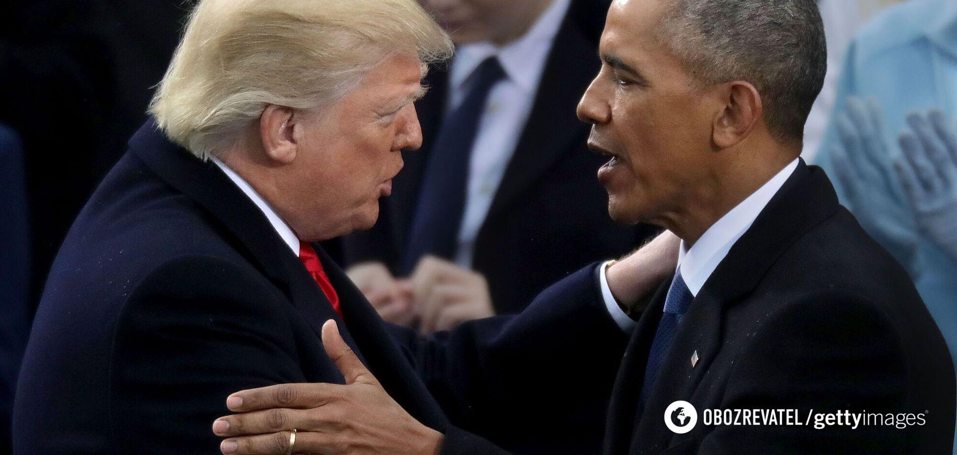 Обама висміяв Трампа через несплату податків