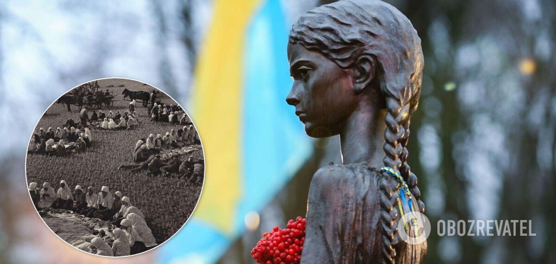 Украинцев возмутило фото московского фотографа в первый год после Голодомора