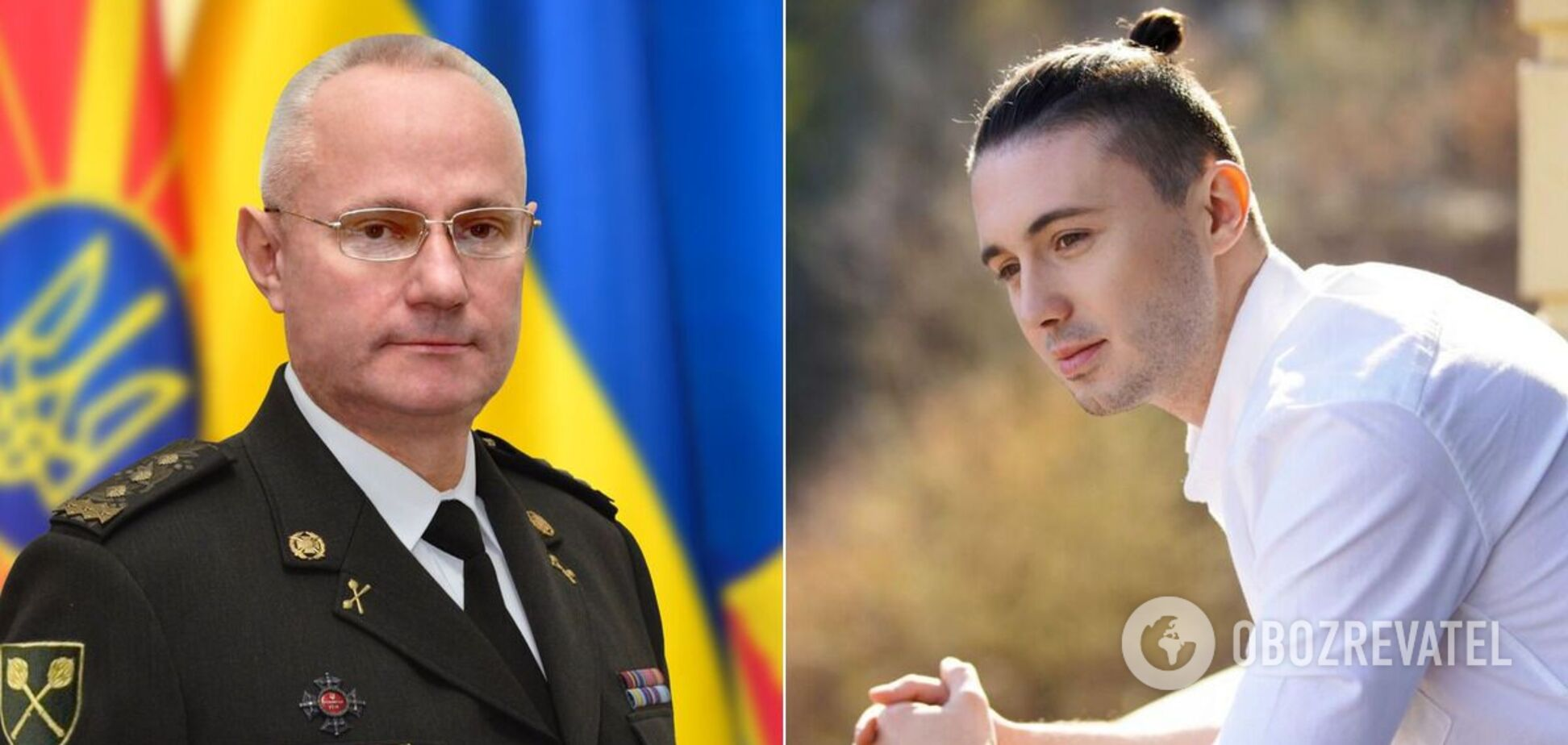 Руслан Хомчак і Тарас Тополя