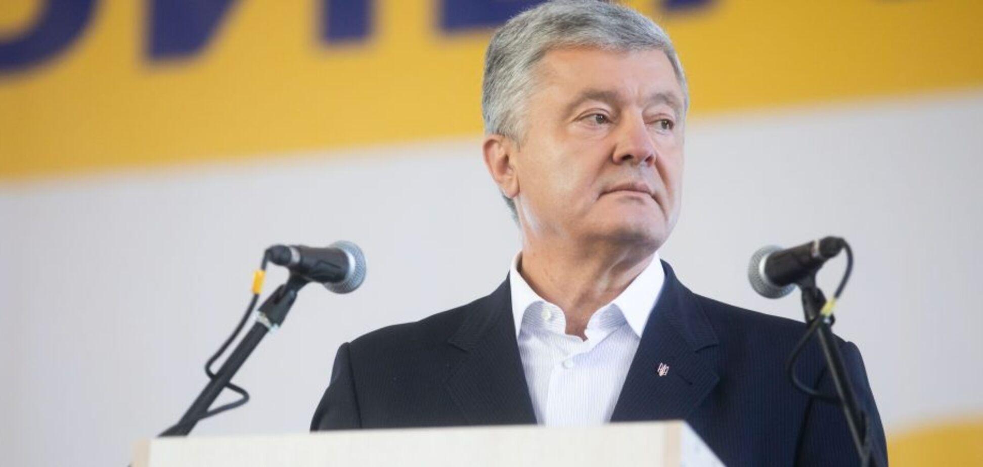 Порошенко высказался по военному параду в День Защитника Украины