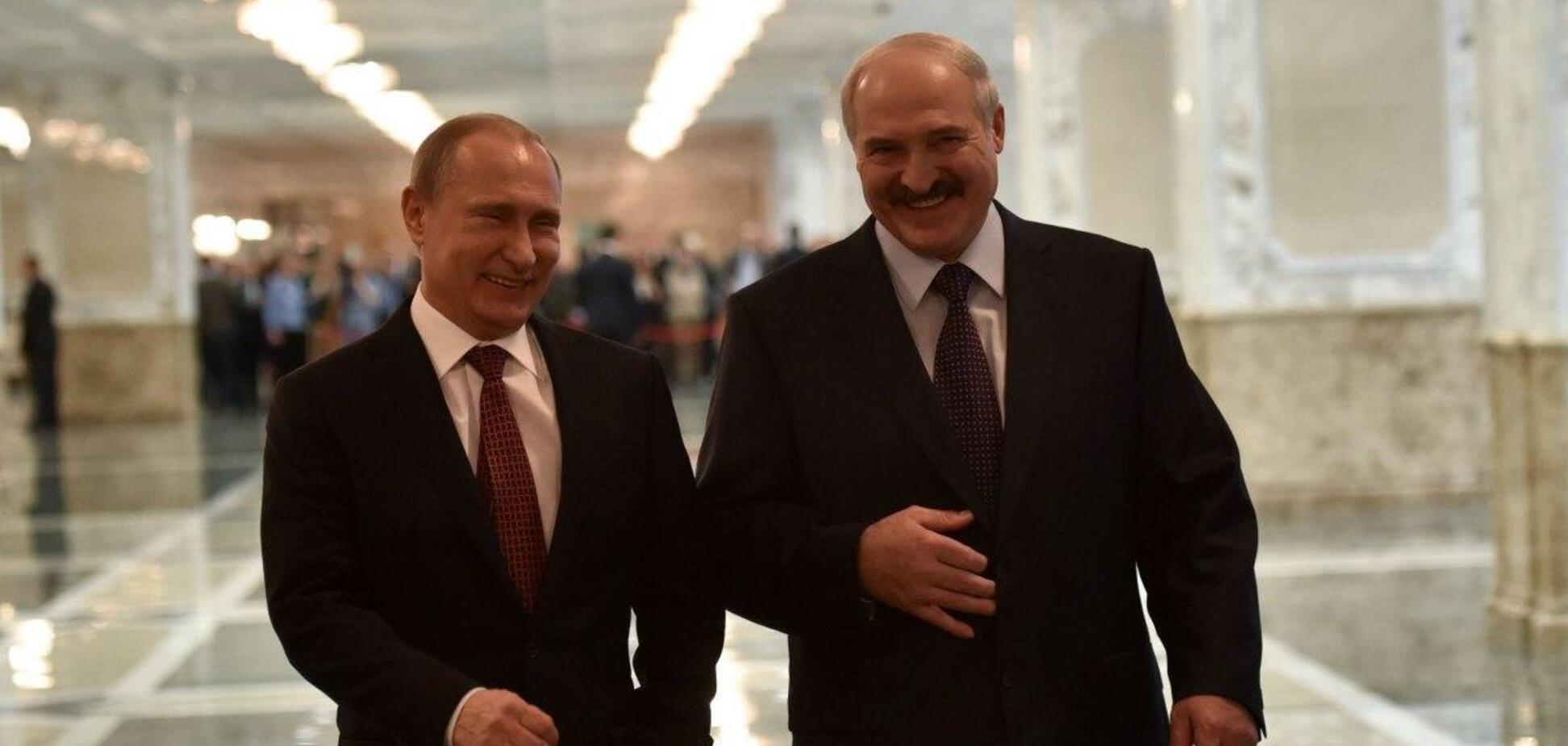 Владимир Путин может поддерживать Александра Лукашенко у власти