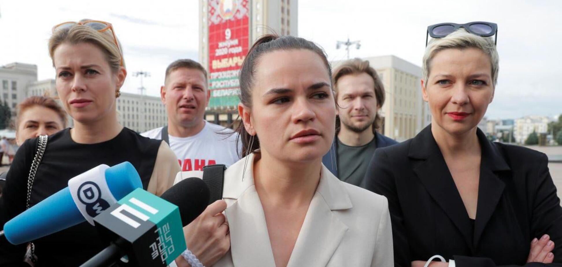 ОпозиціяБілорусі