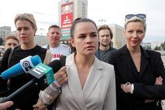 Белорусской оппозиции присудили премию Сахарова-2020