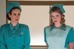Кадр из сериала'Сестра Рэтчед'
