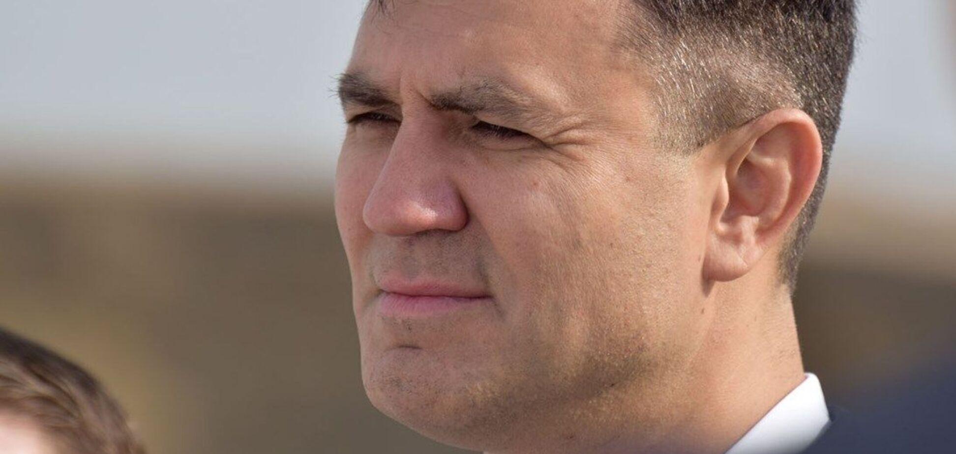 Тищенко заявив, що з Києва проблем Донбасу не видно