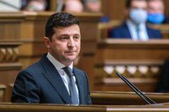 Зеленський – про відставку Кабміну і розпуск Ради: голови можуть полетіти