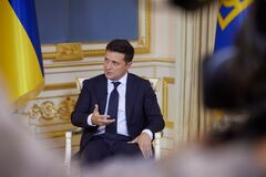 Зеленский рассказал об уголовных делах против 'царьков'