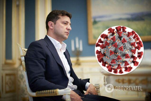 Зеленский готов испытать украинскую вакцину от COVID-19