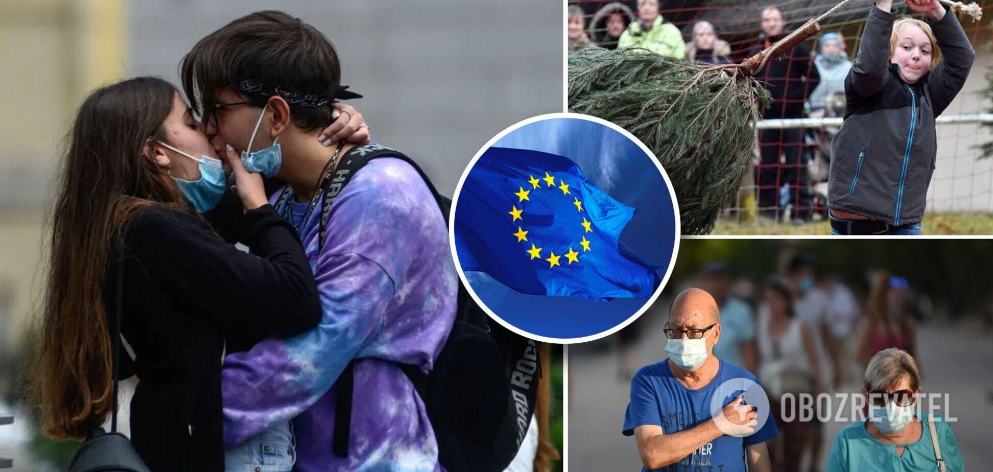 У Німеччині скасували метання ялинок, а у Швеції випустили літніх людей: як COVID-19 змінив Європу