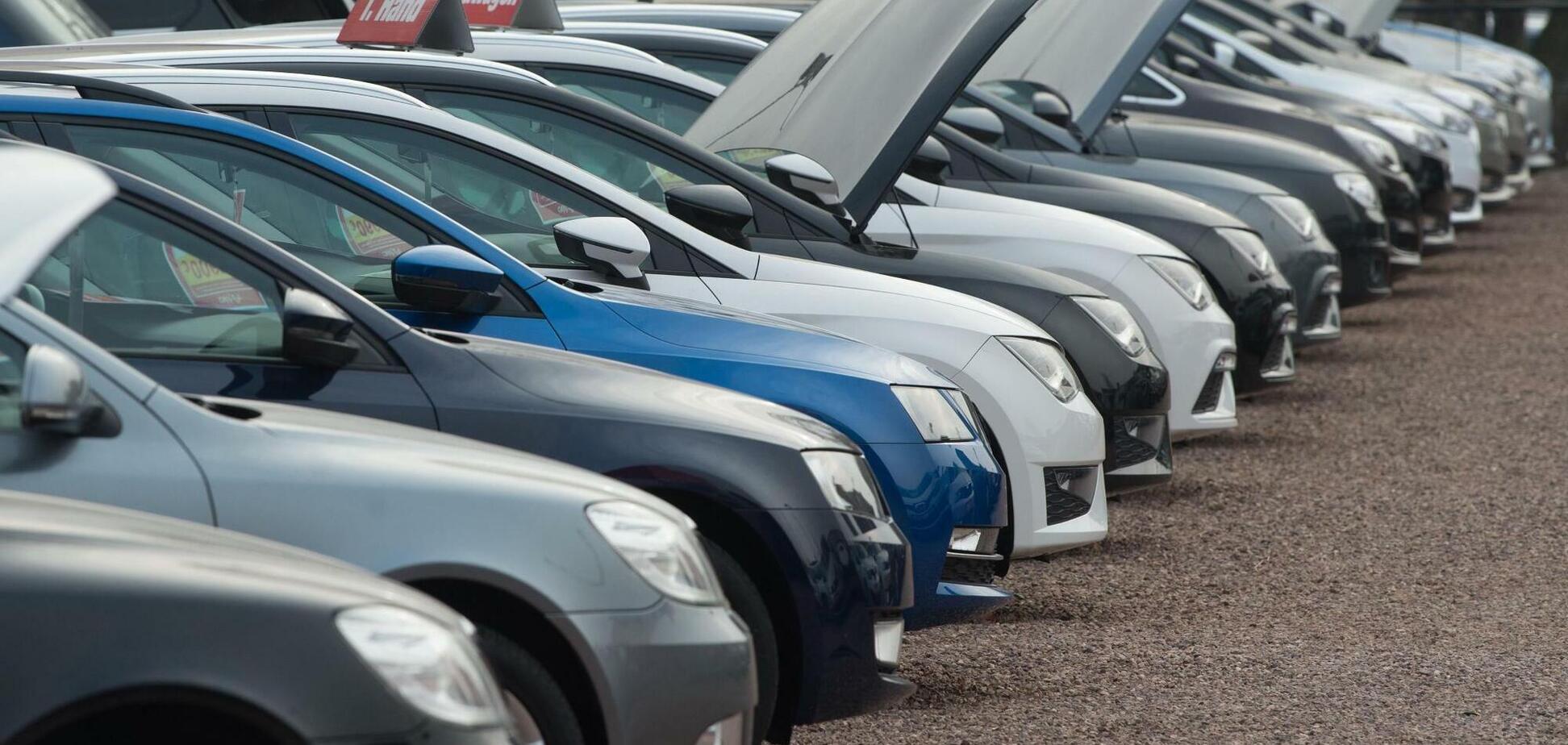 В Украине могут подорожать б/у авто из Германии: о каких именно машинах идет речь