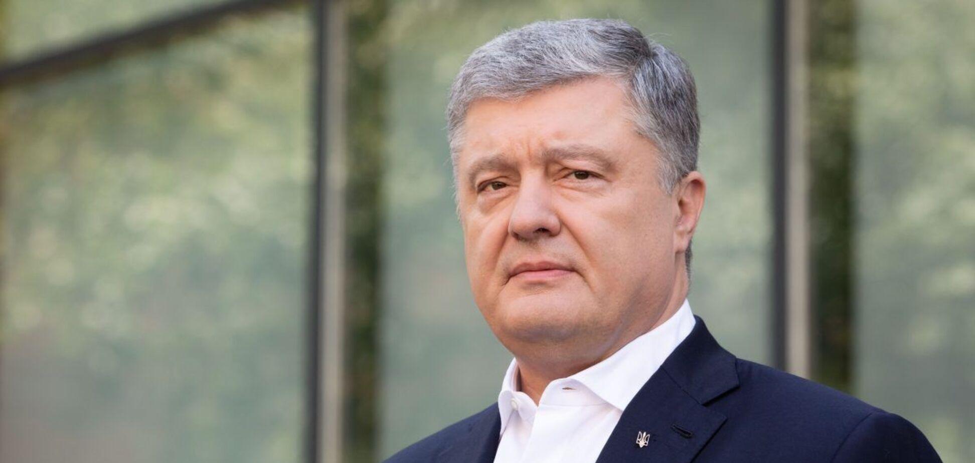 Порошенко рассказал, как в 2014 году смог получить для Украины оружие с Запада
