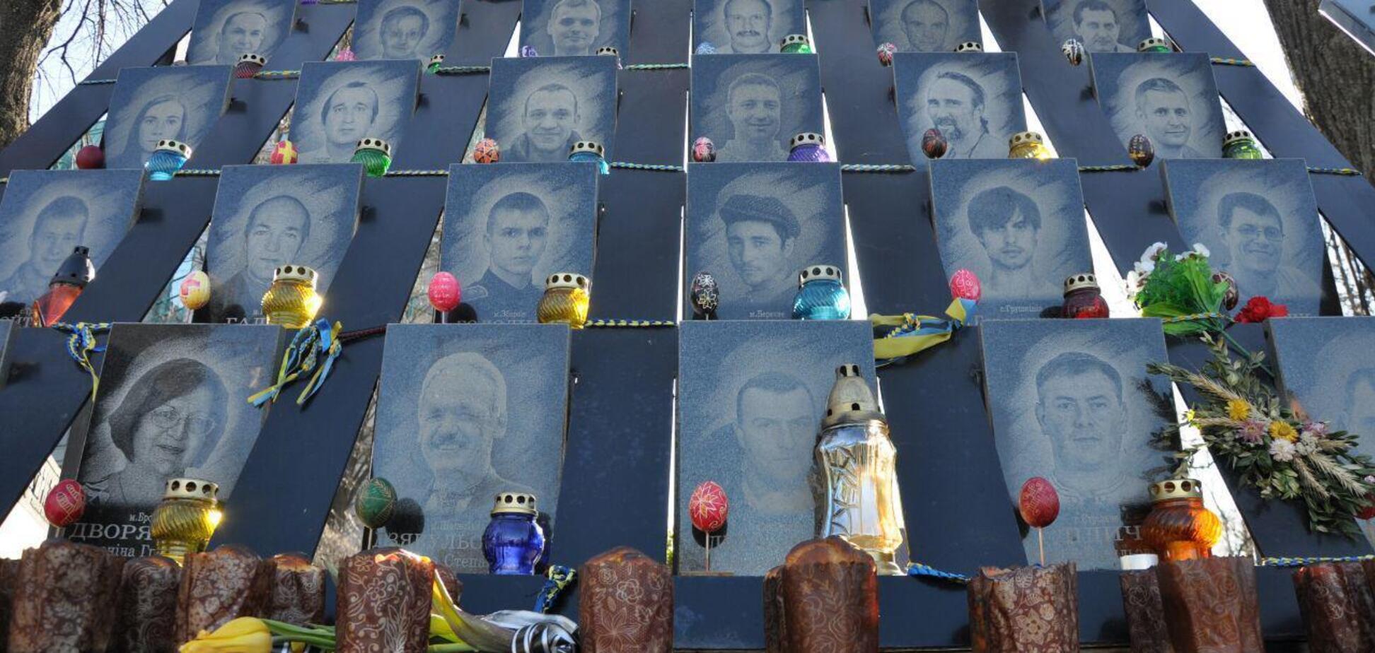 Студент из Донецка помочился на портреты Небесной Сотни по заказу – журналист
