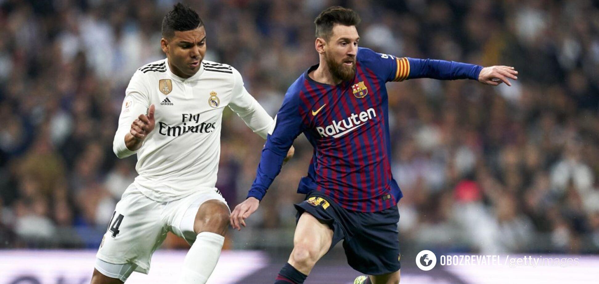 Барселона Реал де дивитися