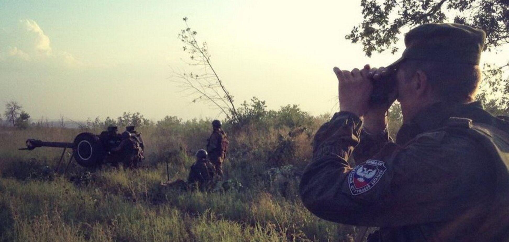 Бойовики порушують  режим тиші на Донбасі