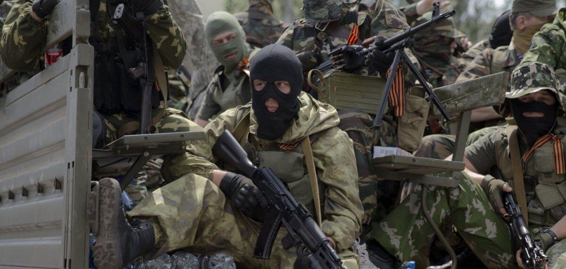Оккупанты проводят мобилизационные сборы с резервистами (иллюстрация)