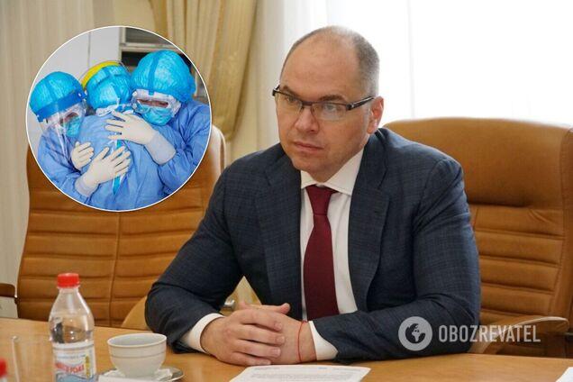 Степанов похвалил Украину за борьбу с COVID-19, сравнив с Италией