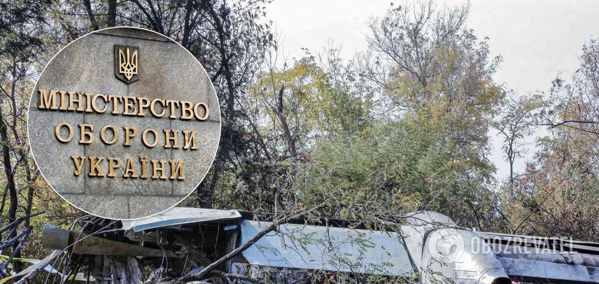 Минобороны издало указ об отстранении ректора ХНУВС по делу о катастрофе Ан-26
