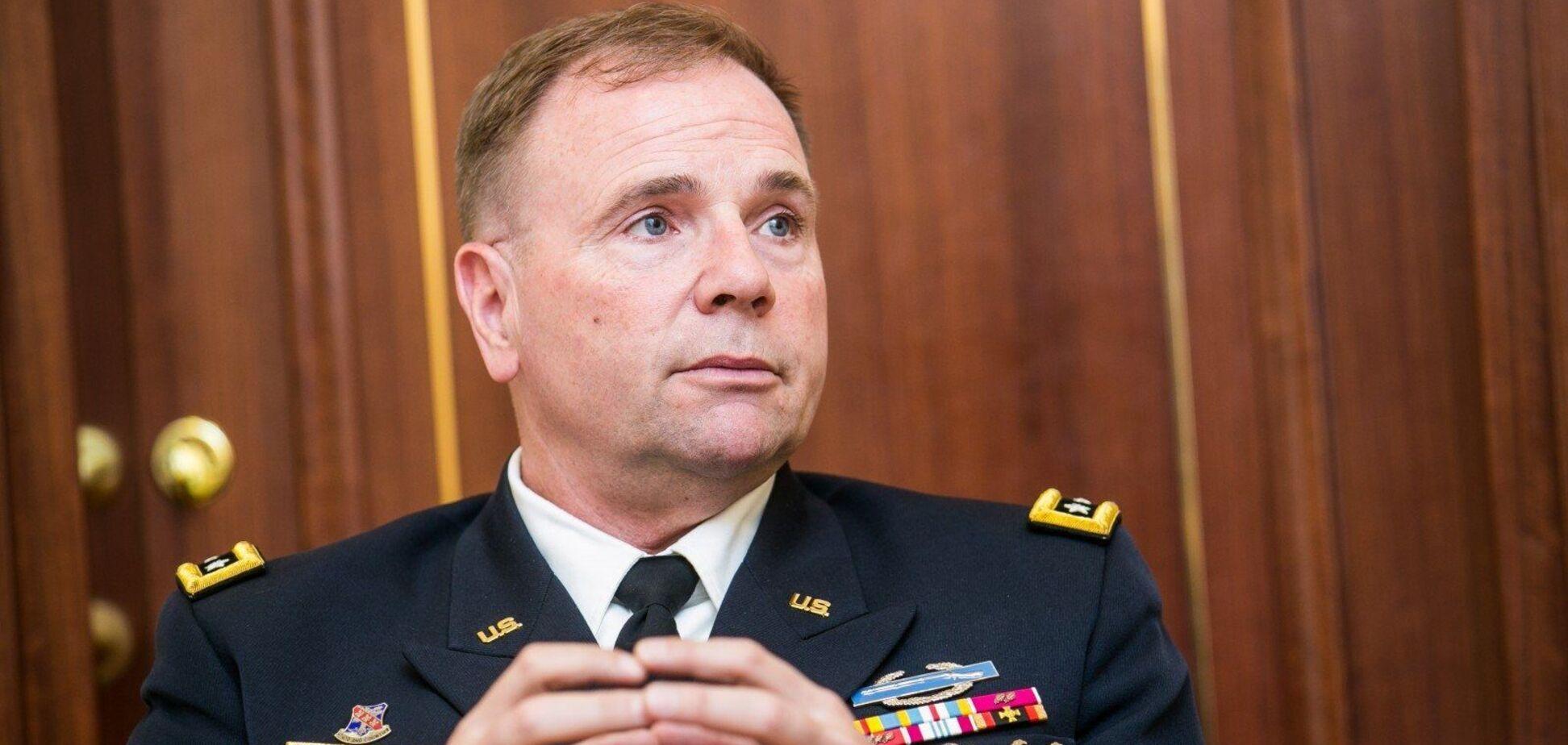 Ходжес заявил о неготовности Украины к вступлению в НАТО