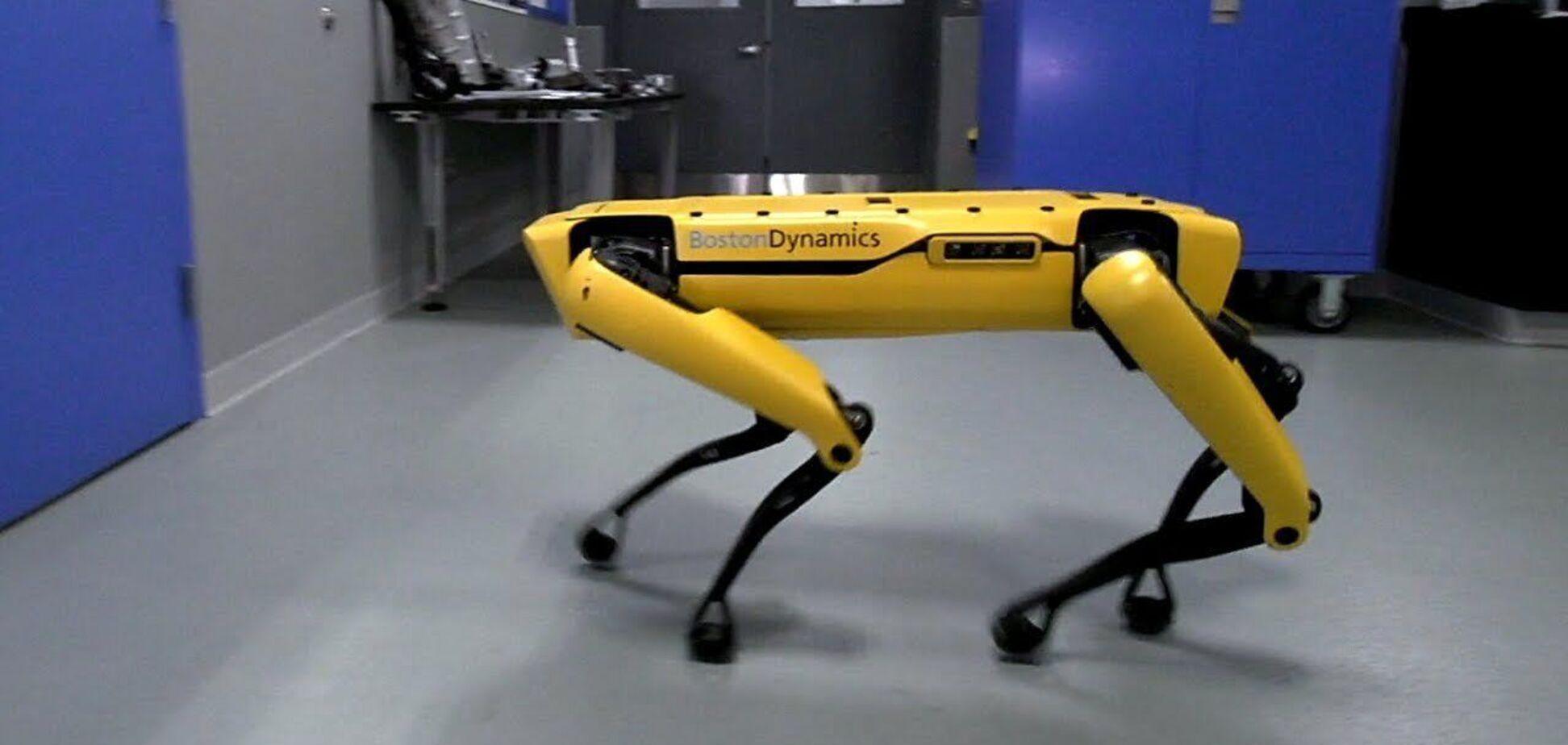 Робот досліджував Чорнобильську зону